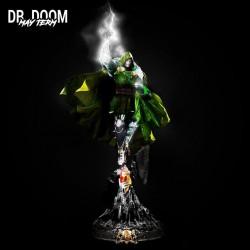 Dr. Doom May term - STL 3D print files