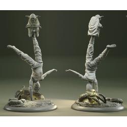 Jedi in Training - STL 3D print files