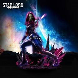 Gamora - STL 3D print files