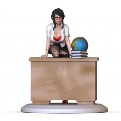 Sexy Teacher - STL 3D print files