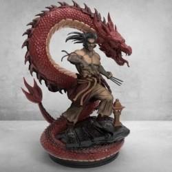 Wolverine Dragon - STL 3D print files