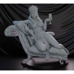 Dejah Thoris - STL 3D print files