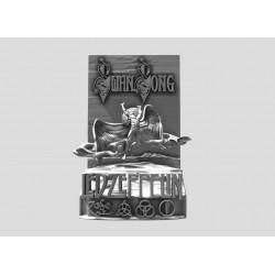 Led Zeppelin Swan Song - STL 3D print files