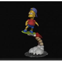 Bart Simpson - STL 3D print files