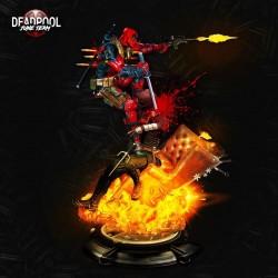 Deadpool Diorama - STL 3D print files