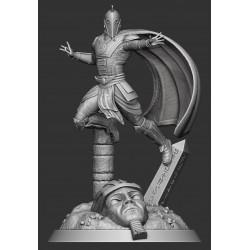 Dr. Fate Diorama Statue - STL Files for 3D Print