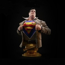 Superman Bust - STL 3D print files