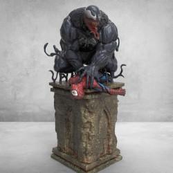 Venom and Spiderman - STL 3D print files