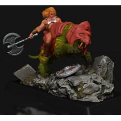 He-Man New Version - STL 3D print files