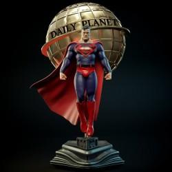 Superman Daily Planet - STL 3D print files