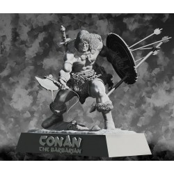 Conan The Barbarian - STL 3D print files
