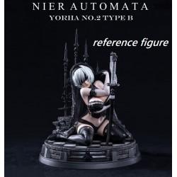 Nier Automata Sexy - STL 3D print files