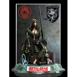 Sniper Wolf Metal Gear - STL 3D print files