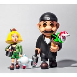 Super Mario X Leon The Professional - STL 3D print files