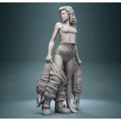 Alien - Ellen Ripley Unterwaesche - STL 3D print files