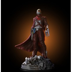 Star Lord Peter Quill - STL Files for 3D Print