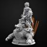 Gohan transformations - STL Files for 3D Print