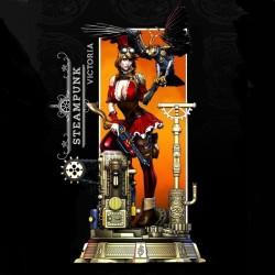 Steampunk Victoria - STL 3D print files