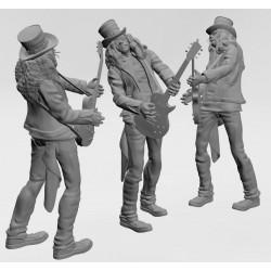 Slash Guns N' Roses - STL 3D print files