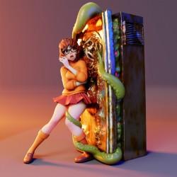 Velma Monster - STL 3D print files