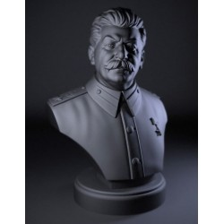 Joseph Stalin Bust - STL 3D print files