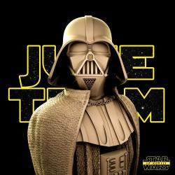 Darth Vader Bust Star Wars - STL 3D print files