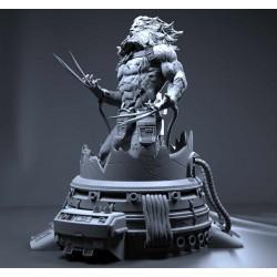 Weapon X  Wolverine - STL 3D print files