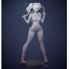 Harley Suicide Squad NSFW + SFW - STL 3D print files
