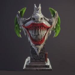 Joker Face - STL 3D print files