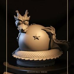 Shenlong Dragon Ball - STL 3D print files
