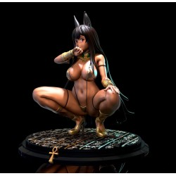 Anubis Sexy - STL Files for 3D Print
