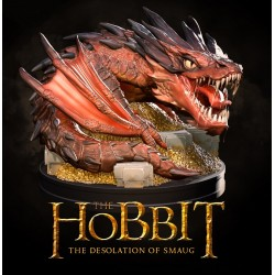 Tiny Smaug The Lord of the Rings - STL 3D print files