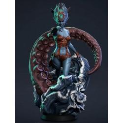 Kiora Magic The Gathering - STL 3D print files