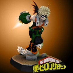 Bakugo My Hero Academia - STL 3D print files