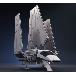 Imperial Shuttle Star Wars - STL 3D print files