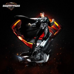 Superman Henry Cavill 2021 - STL 3D print files