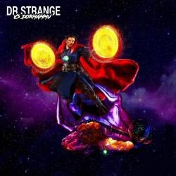Dr Strange - STL 3D print files