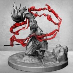 Bleach Ichigo Hollow - STL 3D print files