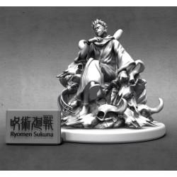 JUJUTSU KAISEN SUKUNA RYOMEN - STL 3D print files