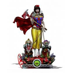 Snow White - STL 3D print files