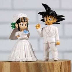 Goku and Milk - STL 3D print files