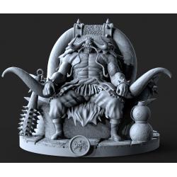 Kaido One Piece - STL 3D print files