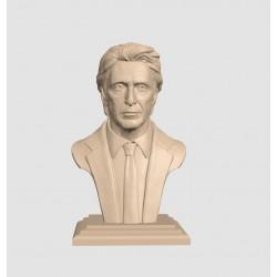 Al Pacino Bust - STL 3D print files