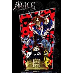 Alice Madness Return - STL 3D print files