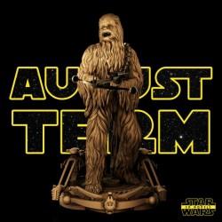 Chewbacca Star Wars - STL 3D print files