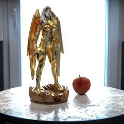 Wonder Woman 84 Golden Armor - STL 3D print files