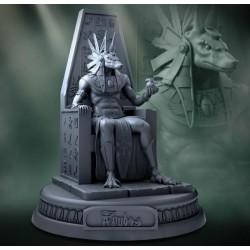 Anubis - STL 3D print files
