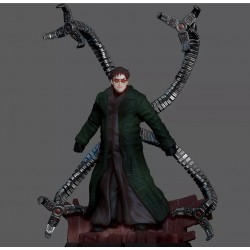 Doctor Octopus Spiderman - STL 3D print files