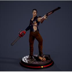 Ash Williams Evil Dead - STL 3D print files