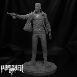 Punisher - STL Files for 3D Print